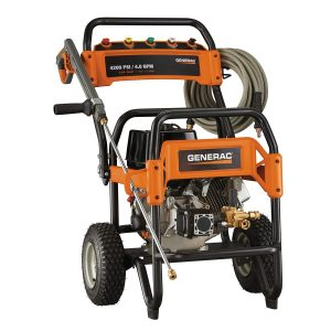 generac 6565 gas pressure washer