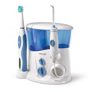 waterpik complete care flosser