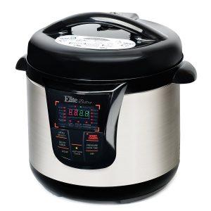 elite bistro pressure cooker