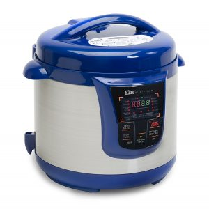 elite platinum pressure cooker