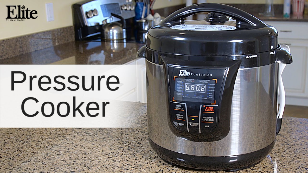 3 Best Elite Pressure Cookers In 2019 Tenbuyerguide Com