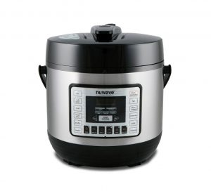 nuwave 6 qt electric pressure cooker