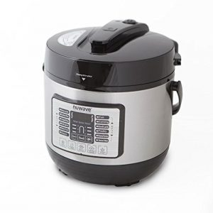 nuwave 8 qt digital pressure cooker