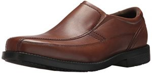 rockport leader 2 bike slip-on loafer