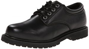 skechers cottonwood elks slip-resistant shoe