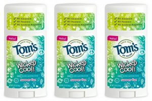 tom's of maine natural-wicked cool deodorant for girls