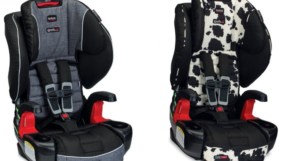 Britax Frontier ClickTight G1.1 Combination Booster Car Seat in Trek New