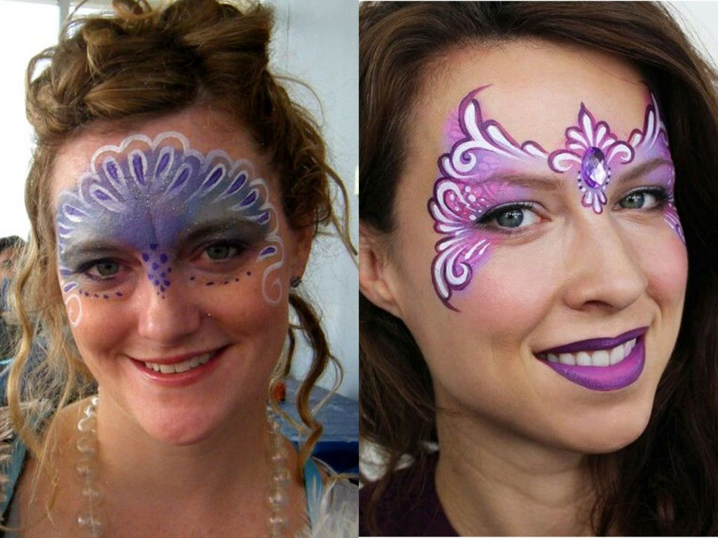 princess-face-paint