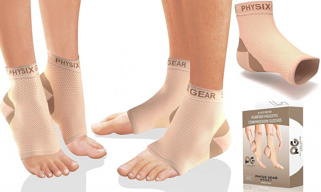 10 Best Plantar Fasciitis Socks 2019 - Say Bye To Foot Pain 2