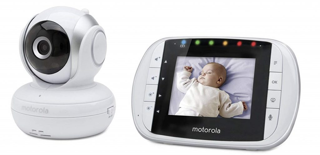3 Best Motorola Baby Monitors In 2019 2