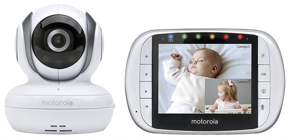 3 Best Motorola Baby Monitors In 2019 1