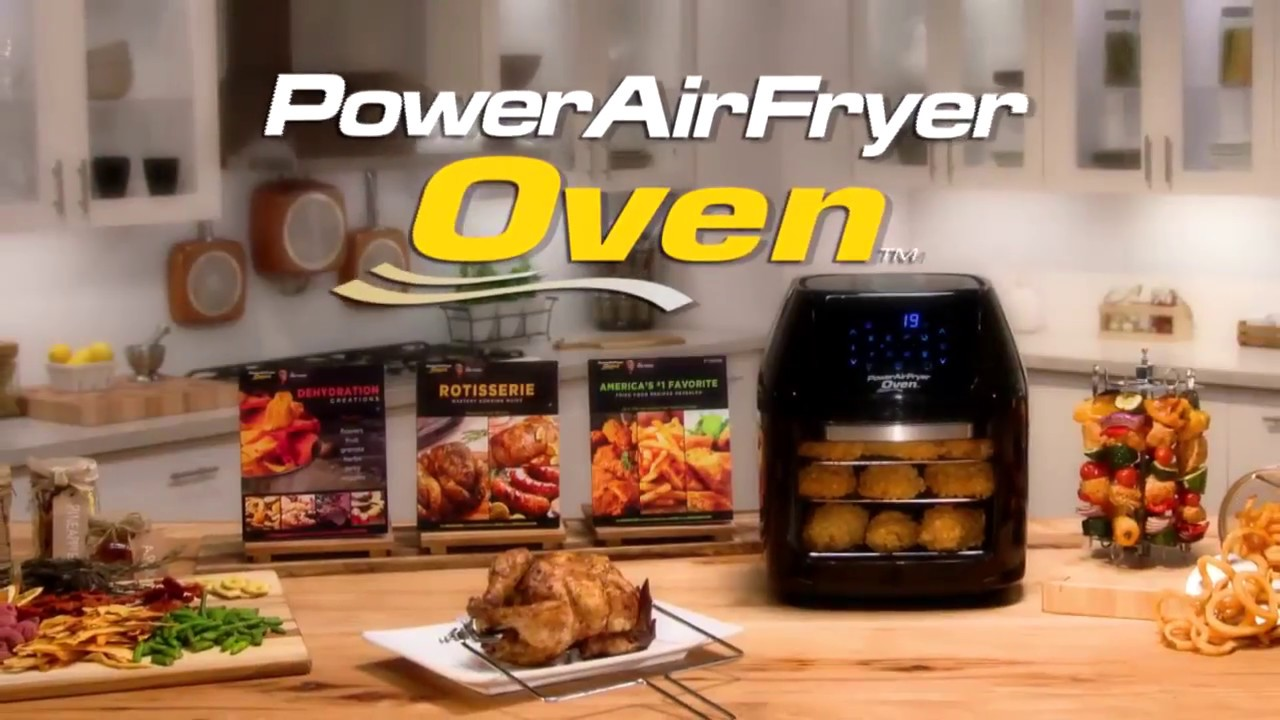 Power Air Fryer Oven Reviews Tenbuyerguide Com