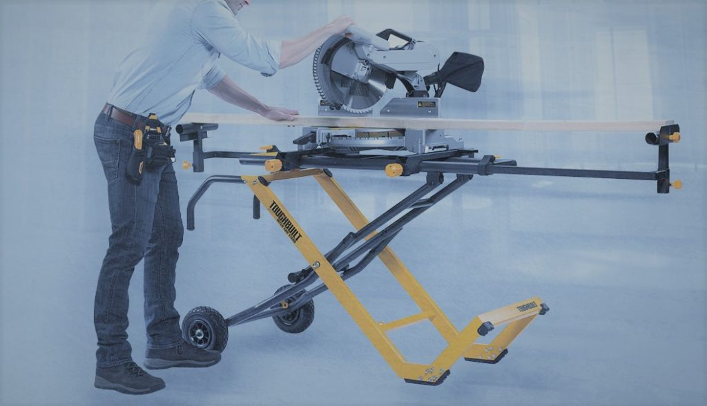 5 Best Miter Saw Stand & Some Factors You Must Know 1